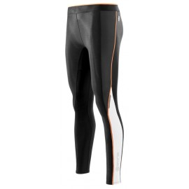 Collant Long Skins A200 Black Papaya