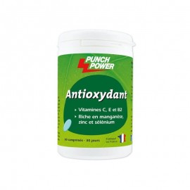 Punch Power Antioxydant 60 comprimés