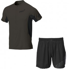 Pack Inov8 : Short 140 + Tshirt Base Elite