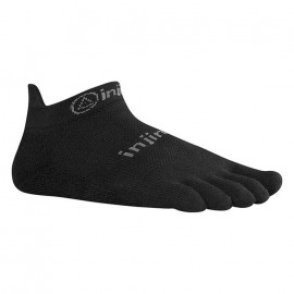 Chaussettes INJINJI - Run Original invisibles noires