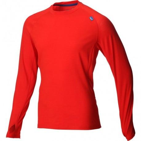 T-shirt Inov8 Base Elite 150 Merino SS M Red