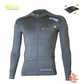 Ultra Carrier Shirt Waa manches longues UTMB