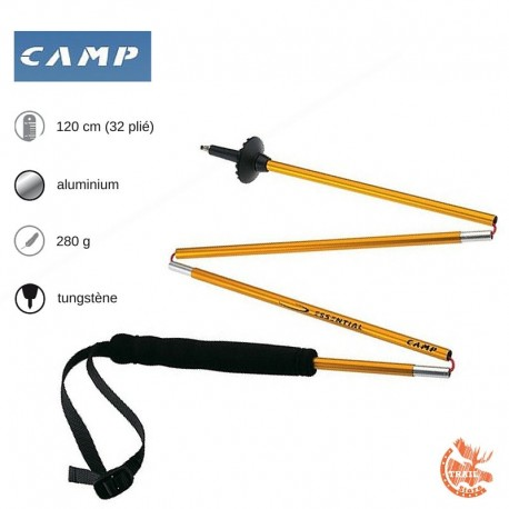 Camp Xenon 4 120 cm ultra light
