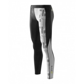 Skins A200 Women's Long Tights Black/Logo