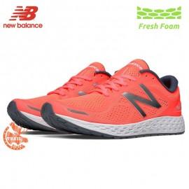 New Balance Fresh Foam Zante V2 Femme Coral/Grey