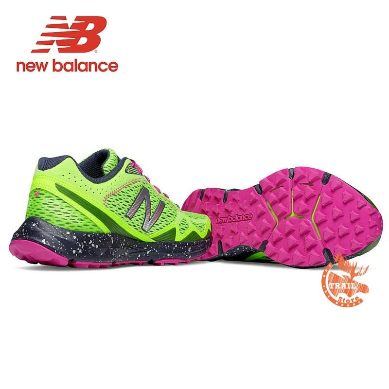 new balance rose et jaune