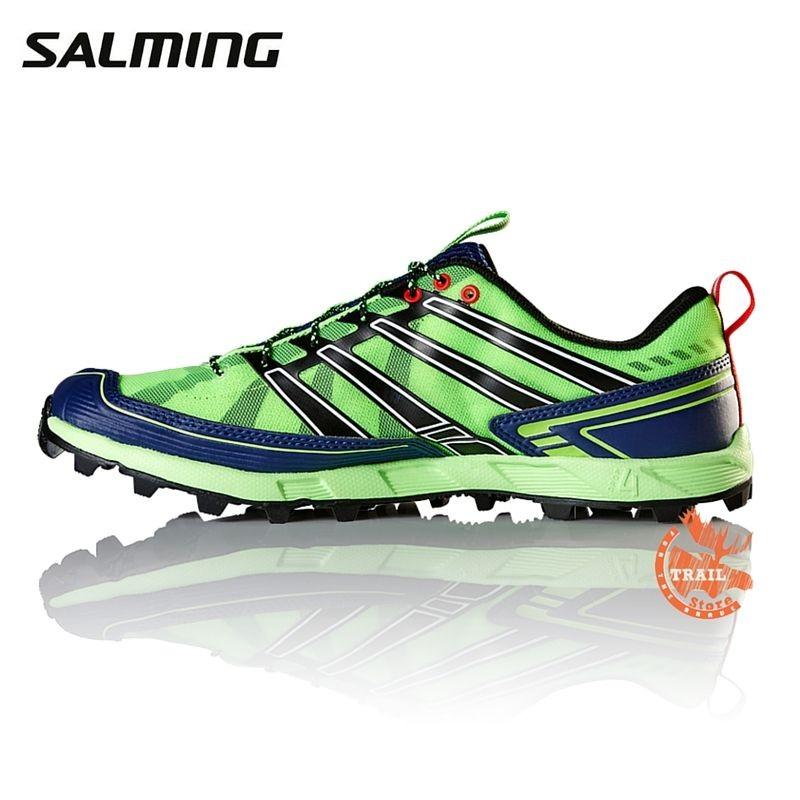 Salming Elements Shoe Gecko Green Navy 46 keChJd