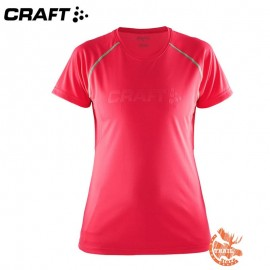 Craft - Prime Craft SS Tee Femme