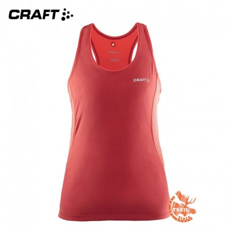 Craft - Focus Singlet Femme