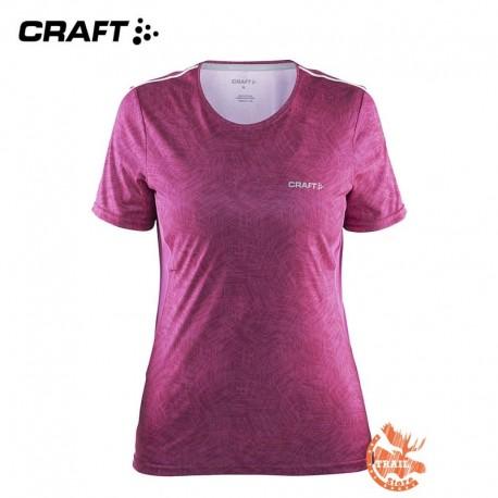 Craft - Mind SS Tee Femme violet