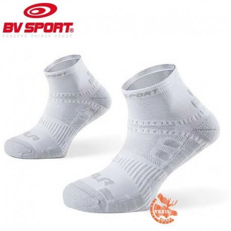 Socquettes Light One blanche BV SPORT