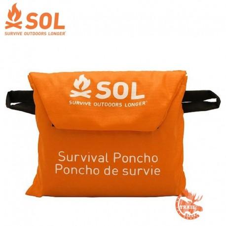 SOL - Poncho de survie