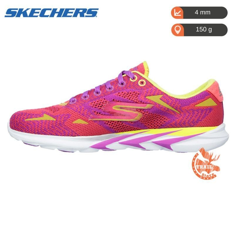 Skechers Toes Bottom Line With Fashion Footwear Moves