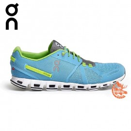 On Running - Cloud - Atoll/Green - Femme