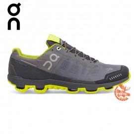 On Running - Cloudventure - Grey / Sulphure