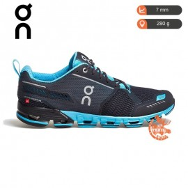 On Running - Cloudflyer - Iron/Sky - Homme