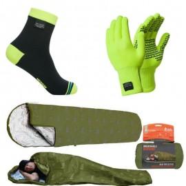 Pack Bivvy - Gants et chaussettes étanches