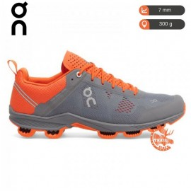 On Running - CloudSurfer Rock Orange Homme