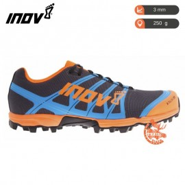 Inov-8 X-talon 200 Grey Orange Blue - Standard Fit