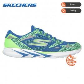 Skechers GoMeb Blue / Green