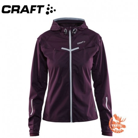 Craft - Weather jacket Femme