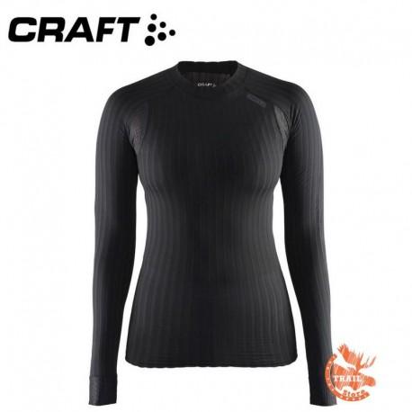 Craft Active extreme 2.0 CN LS femme noir