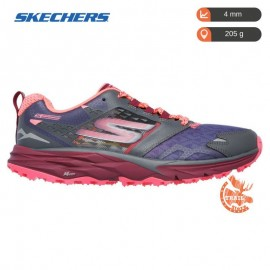 Skechers GoTrail Charcoral Multi