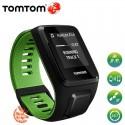Tomtom Runner 3 Noir/Vert Bracelet Small