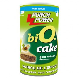 Bio Cake Noisettes - Punch Power