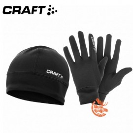 Craft Winter Gift Pack (Bonnet + Gants)