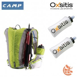 Pack Camp Trail Vest Light 2016 / Flasques 500 ml