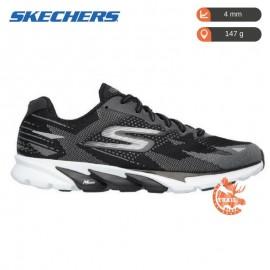 Skechers Gorun 4 Femme Black White