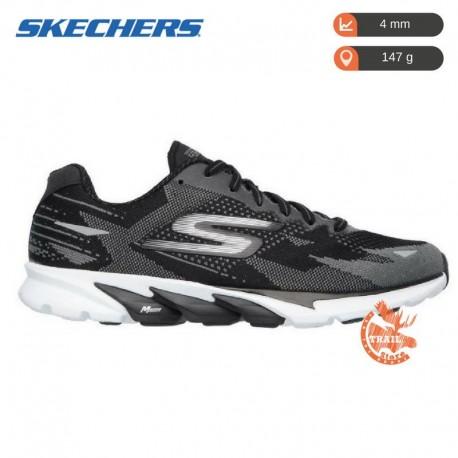 Skechers Gorun 4 Femme - Black / White