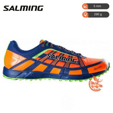 Salming Trail T3 Homme Shocking Orange Deepblue