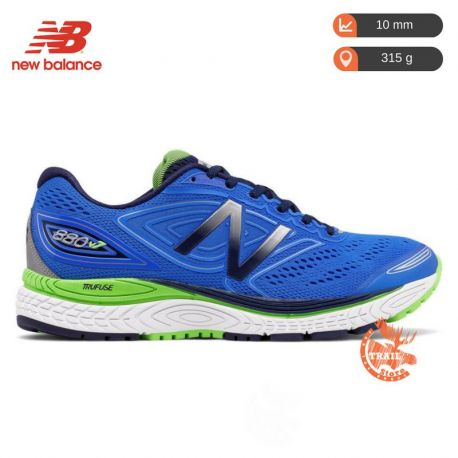 New Balance 880 V7 Blue Homme