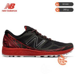 New Balance Vazee Summit Trail Black Red Homme