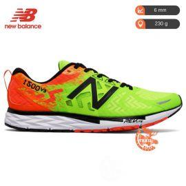 New Balance 1500 V3 Homme Green Orange