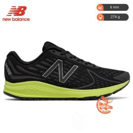 New Balance Vazee Rush v2 Homme Black / Yellow