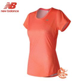 Tee-shirt New Balance Accelerate Short Sleeve Graphic