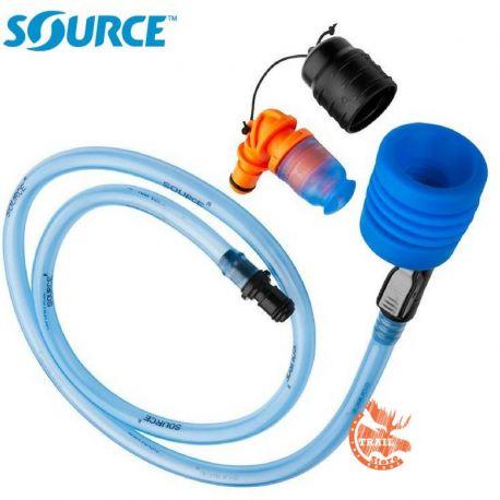 Source UTA Adaptateur universel remplissage poche à eau