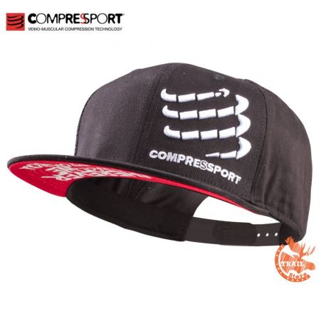 Trucker Cap Black Compressport