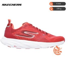 Skechers GoRun Ride 6 Red Homme