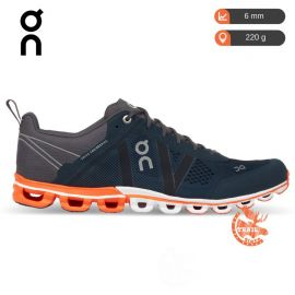 On Running Cloudflow Rock Orange Homme