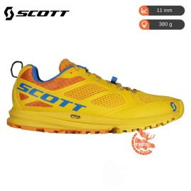 Scott Kinabalu Enduro Yellow Orange