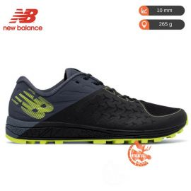 New Balance Vazee Summit Trail Black Grey Homme