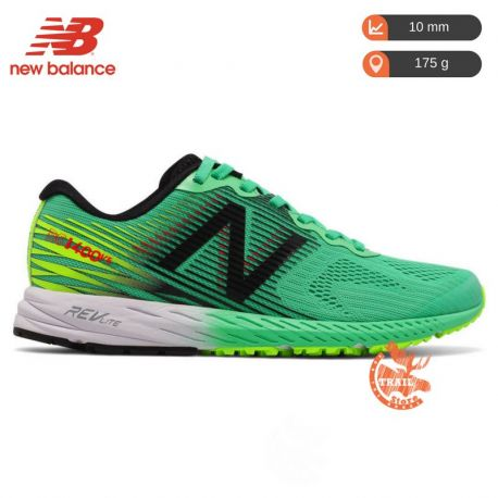New Balance 1400 V5 Femme Verte