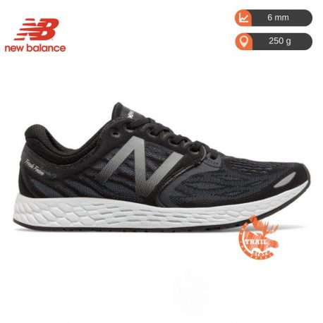 New Balance Fresh Foam Zante V3 Black Thunder