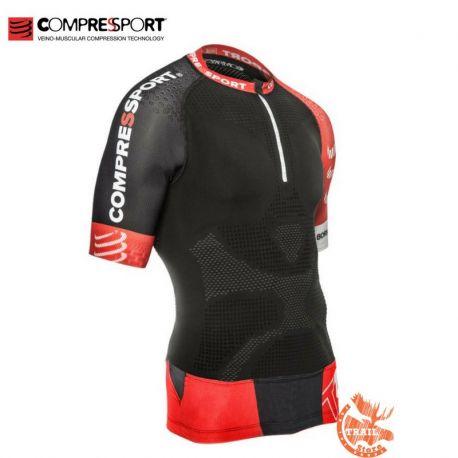 Trail Running Shirt V2 Manches Courtes Compressport