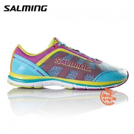 Salming Speed 3 Femme Turquoise/cactus