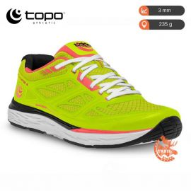Topo Athletic Fli Lyte 2 Femme Green Coral